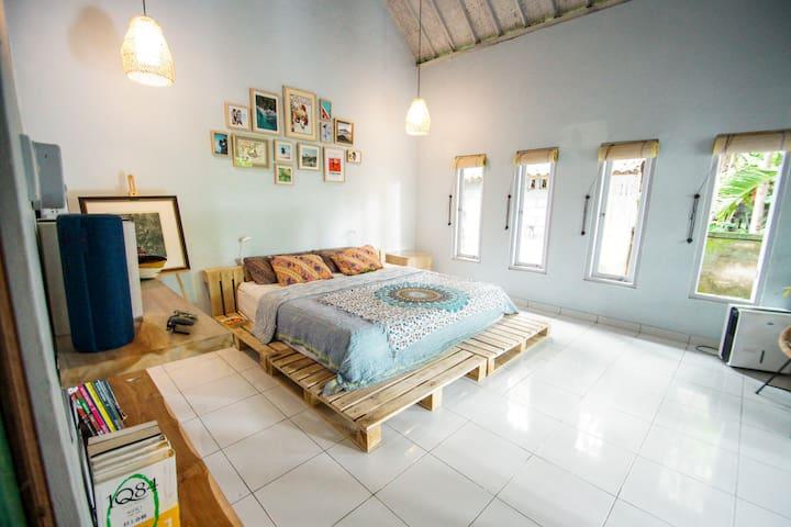 Cozy House near Ubud Center
