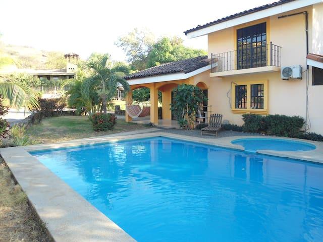 Villa Martin Pescador, villa independent