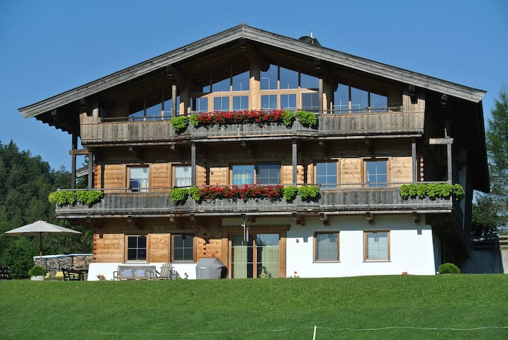 Appartement Seespitz - Gemeinde Scheffau am Wilden Kaiser - Apartment