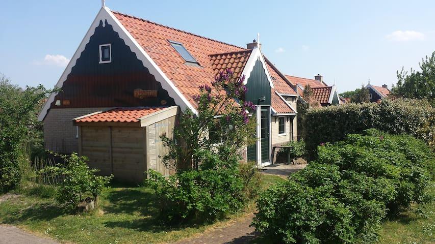 waddeneiland Terschelling zomerhuis - Oosterend