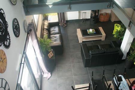 Maison moderne location périodique - Plouhinec