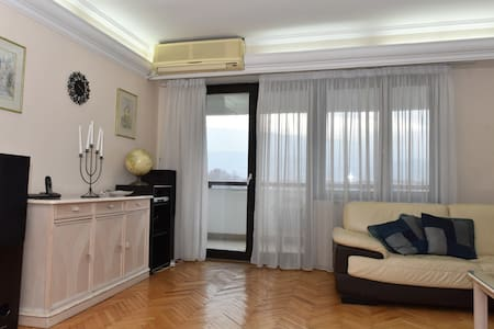 Sunny comfortable apartment in Vlae - Skopje - Appartement
