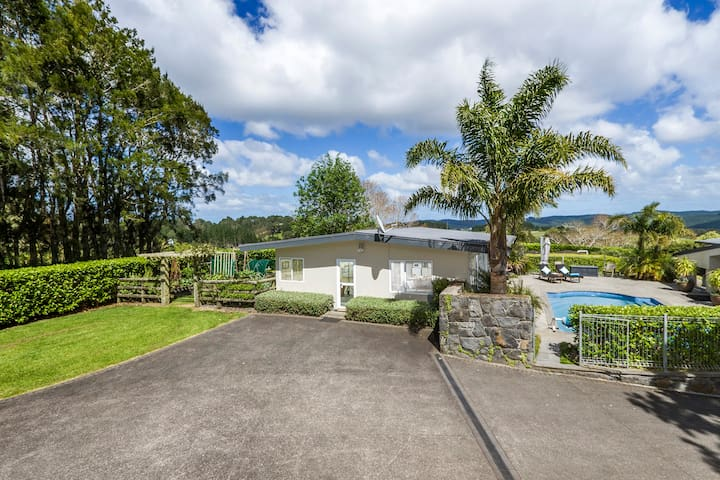 Coatesville Country Guest House - Auckland - Vendégház