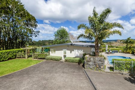 Coatesville Country Guest House - Auckland - Dům pro hosty