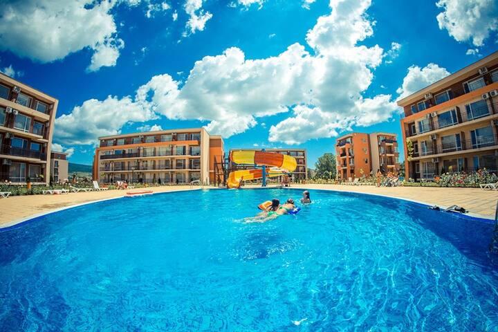 Mimoza Holiday Fort Club Sunny Beach