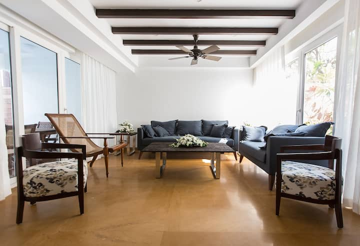 Scapes Luxury Villa Amor- 3BR with Pvt Pool @ Goa