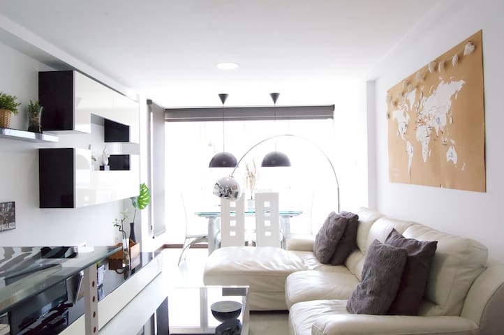 Cute apartment with nice views