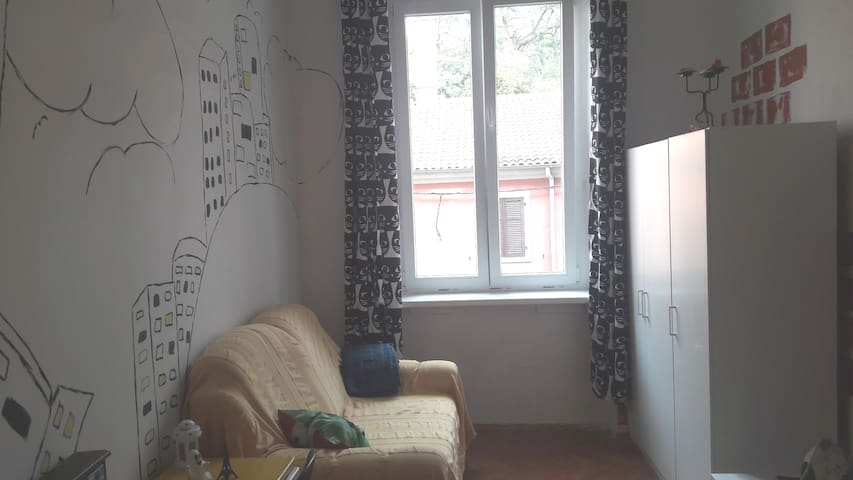 The Wall Room