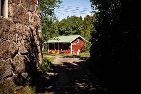 Lillbodan in Pellinki archipelago 1h from Helsinki