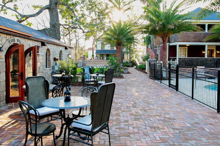 Charming Inn in Historic St. Augustine