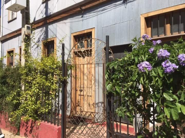 Agradable/ Cozy Loft Valparaíso