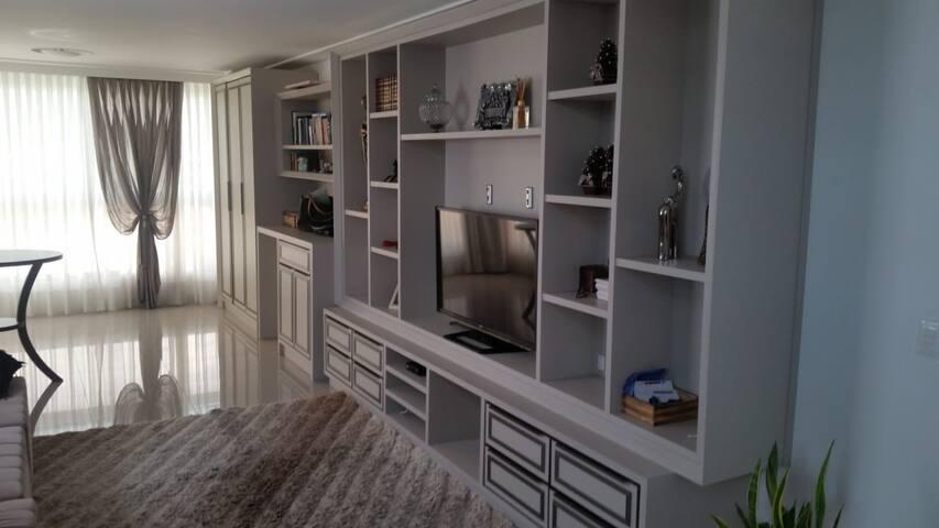 Apartamento em Timbó - confortável e aconchegante.
