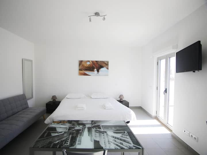 Suite Twin/Double in the Heart of Lagos LS3
