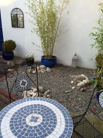 Town garden / patio