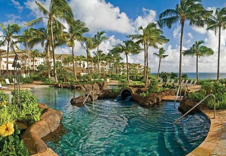 Kauai Marriot Vacation Club