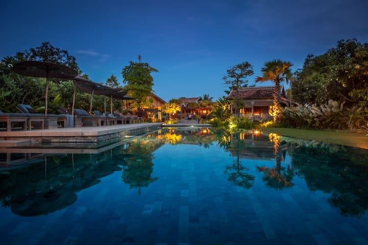 Delightful suite lodge in Siem Reap - Krong Siem Reap - บ้าน