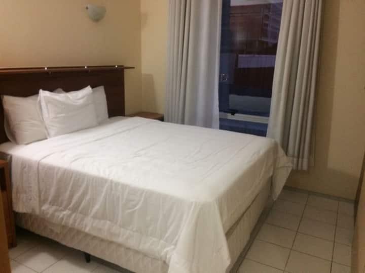 Flat 110 Hotel Mercure Manaus  (1º andar)