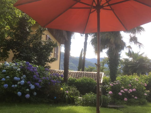 Gemütliches Häuschen am See / Steg - Carabietta - Rumah