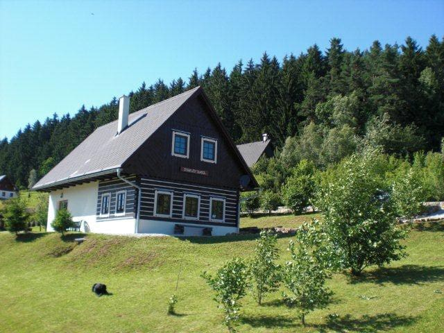 Roubenka ( cottage ) Panorama, Vidochov-Stupná - Vidochov