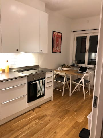 Cozy Studio with separate Kitchen