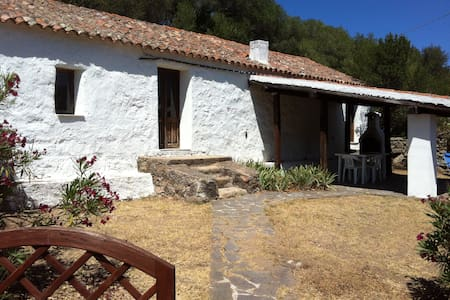 Casa Gallurese nell'antico Stazzo - Rena Majore