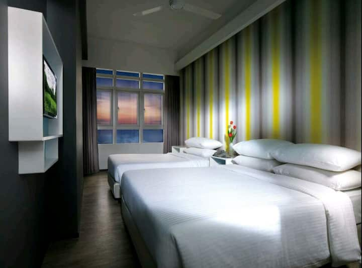 云顶第一酒店套房 First World Hotel Standard Room
