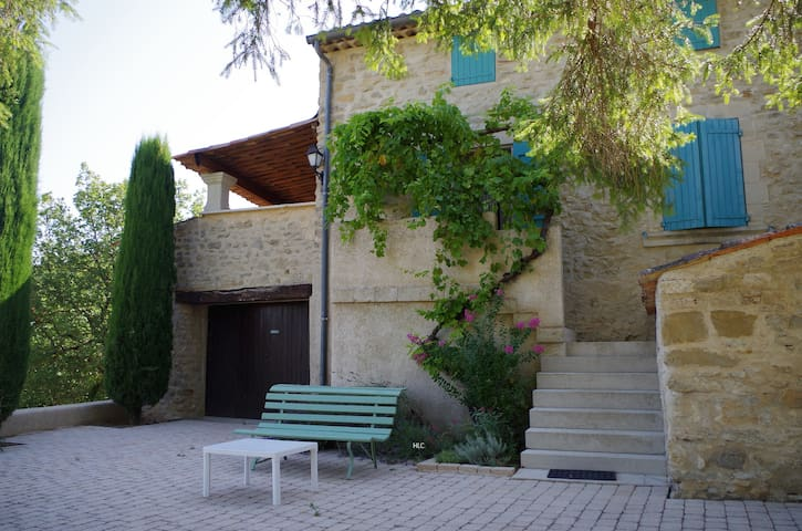 Gites Genêt, Lavande et Santoline - 45 m²