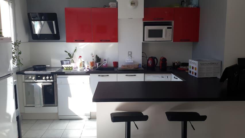 Mon appartement refait à neuf - Villefranche-sur-Saône - Flat
