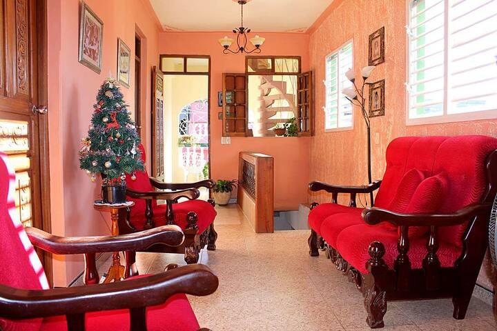 Hostal Cervera - Trinidad - Casa