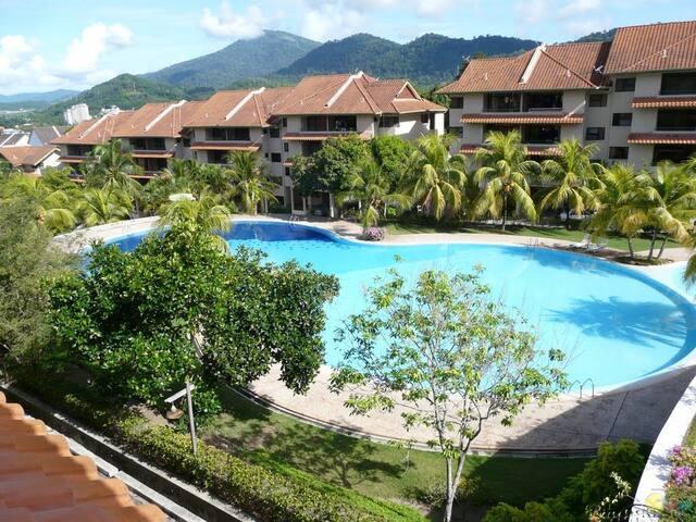 2 Storey Condo Villa Langkawi (7 persons)
