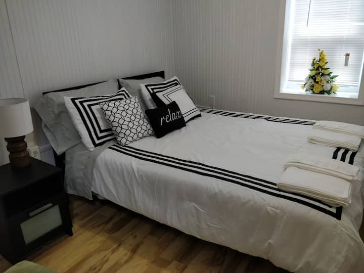 Cozy Suite Close By DC/Metro/Mall/FD Stores