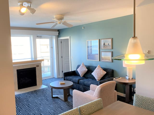Deluxe accommodations at WorldMark Seaside