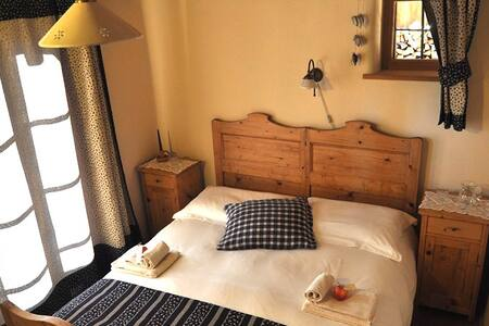 Room Fiordaliso | B&B Gian - Stefani - Bed & Breakfast