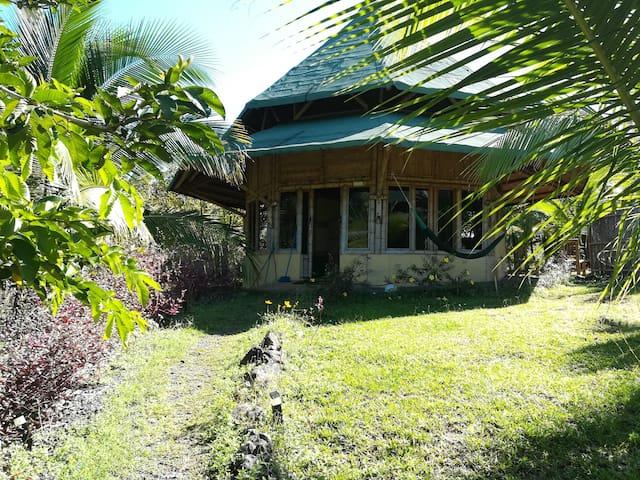 Ecolodge Deseo Bamboo - Casa Deluxe