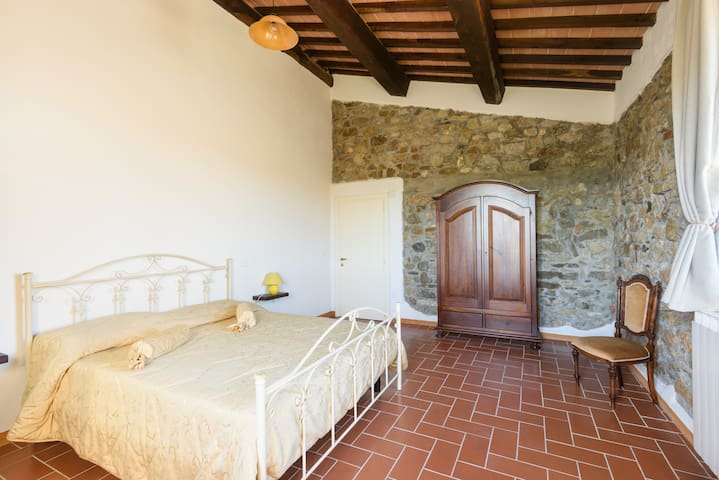 Countryhouse in Val d'Orcia - Bagni San Filippo  - บ้าน