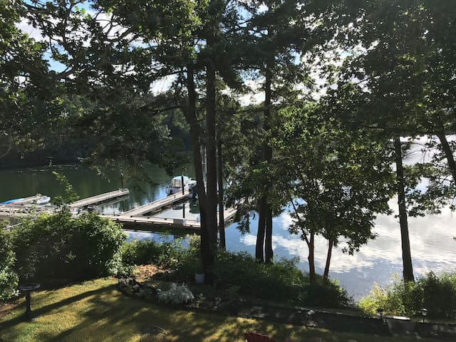 Swim or kayak in the warm waters of the Gorge waterway