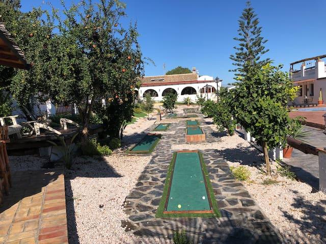 Paraíso Escondido3, Mini Resort Finca Santa Ana.