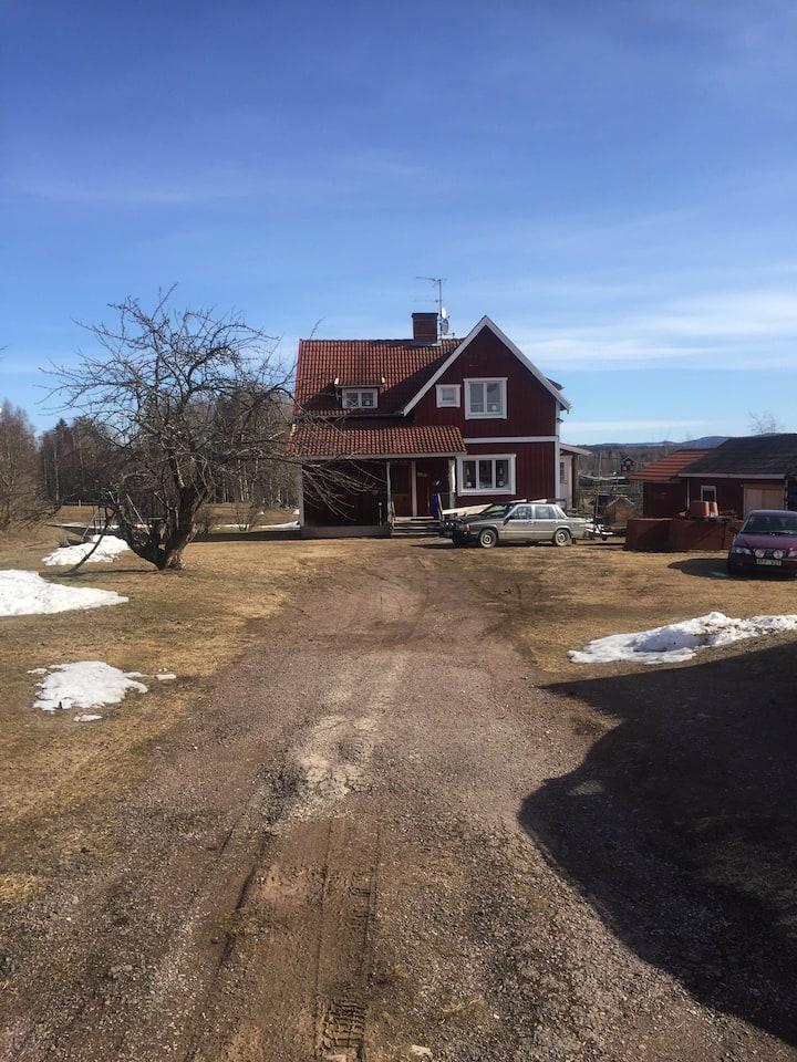 Villa i S-näs Leksand-Dalarnas pärla