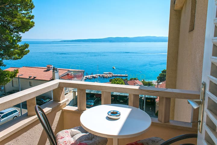 (1) Studio Merita - amazing sea view apartment