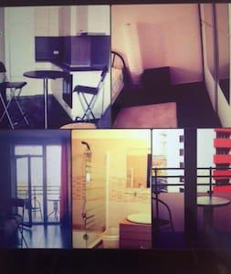 Cozy one room apartment - Arad - Daire