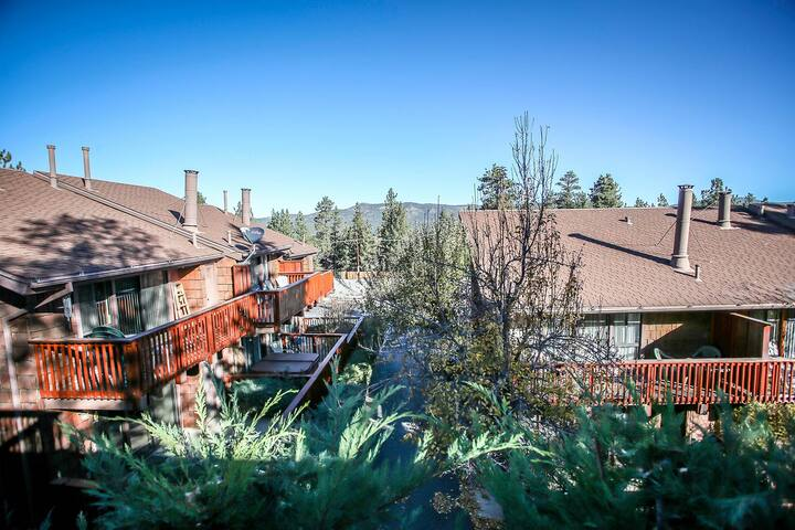 1635 - Skiers Delight - Big Bear Lake - Condominium