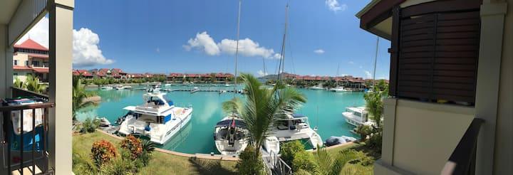 Eden Island... Paradise...
