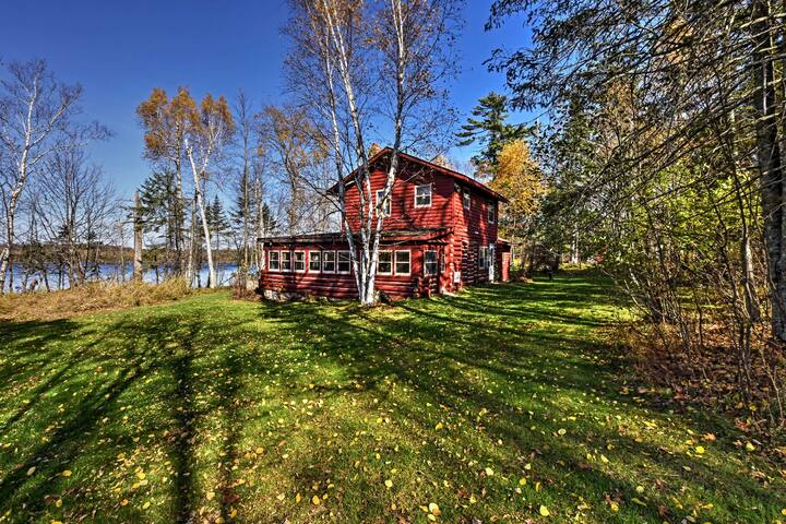 NEW! 'Wilderness Acres' 2+BR Cabin on Bear Lake!