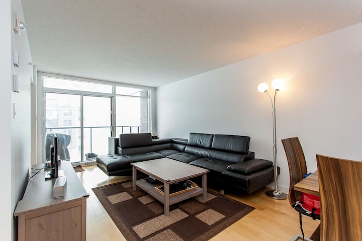 2 bedrooms flat in Montreal Lachine