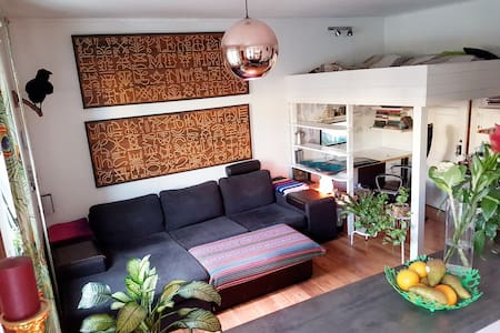 Beautiful apartment in Sundbyberg, Stockholm. - Sundbyberg - 公寓