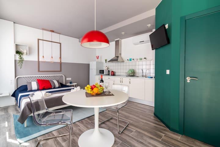 Apartamentos Navío, 4