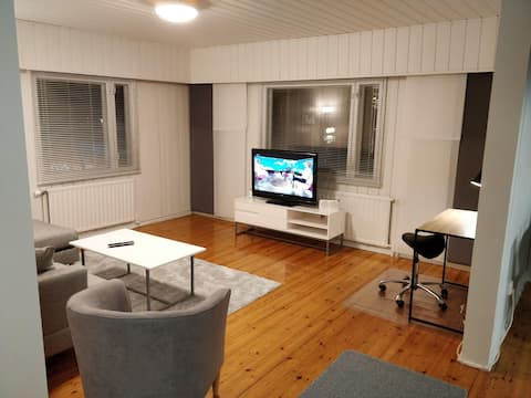 Varkaus quiet and clean apartment in the center