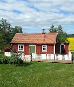 A 100 year old picturesque cottage in the country