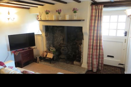 Cosy, Pet-Friendly Country Cottage - Wensley