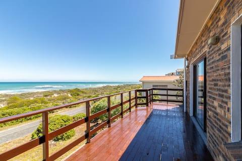 Beachfront Home overlooking Ocean